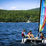 summer camp for teens sailing