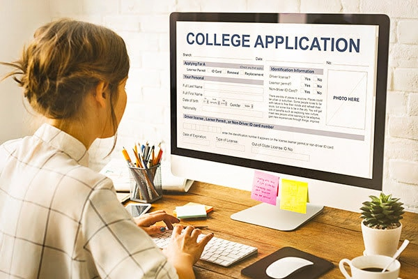 college consulting application